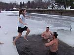 Polar Plunges (and Pre-rides)